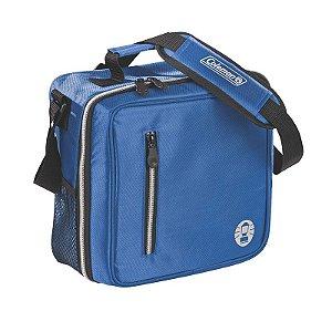Bolsa Térmica Messenger Azul 12 Latas Coleman