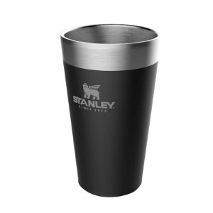 Copo Térmico de Cerveja S/Tampa Preto 473ml Stanley