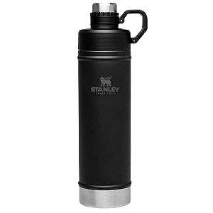 Garrafa Térmica Hydration Preta 750ml Stanley