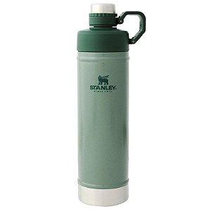 Garrafa Térmica Hydration Verde 750ml Stanley