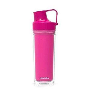 Garrafa de Hidratação Active Rosa 500ml Aladdin