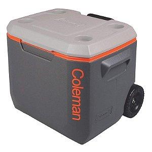Caixa Térmica 50QT / 47,3 Litros Xtreme C/Rodas Coleman