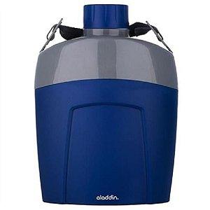 Cantil Térmico 600ML Aladdin Azul
