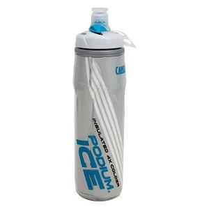 Garrafa para Ciclismo Podium Ice 620ml Camelbak Azul