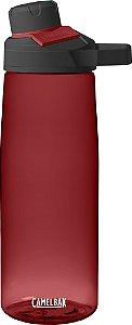 Garrafa Chute Mag 750ml Vermelha Camelbak
