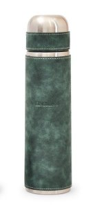 Garrafa Térmica 1l Nobuck Verde Lincoln's