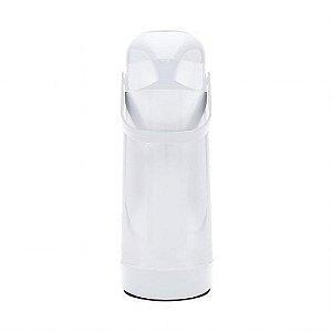 Garrafa Térmica Magic Pump Branca 1L Termolar