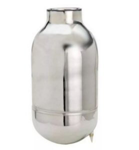Ampola de Reposição 1 litro  Aladdin Garrafa Baixa