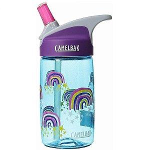 Garrafa Infantil Glitter Rainbows Camelbak 400ml