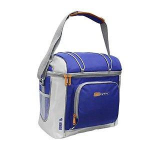 Bolsa Térmica Cooler Flexível Bora 16 latas Azul - Nautika
