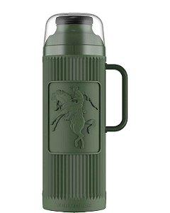 Garrafa Térmica Chimarrita Verde 1 litro Termolar