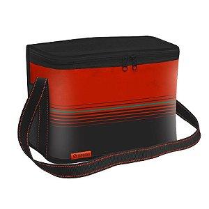Bolsa Térmica POP 9,5 litros Vermelha - Soprano
