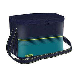 Bolsa Térmica POP 9,5 litros Azul - Soprano