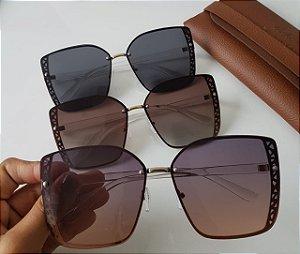 Óculos de luxo Renda