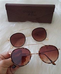 Óculos Blogueira de luxo