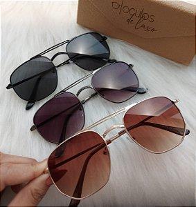 Óculos de Luxo Marshell