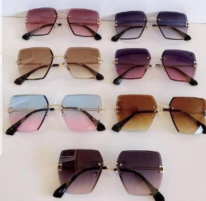 Óculos Mila cristal