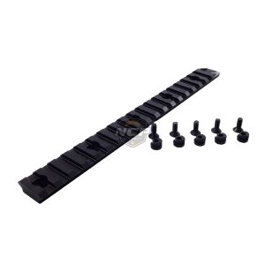Trilho 200mm - Keymod - Kpp Airsoft