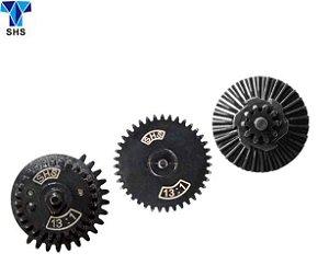 kit Engrenagens hi-speed SHS Ver.2/3 AEG Airsoft Caixa De Velocidades