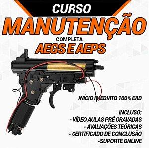 MANUTENÇÃO DE AIRSOFT - AEGS E AEPS