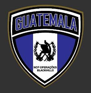 21.07| GUATEMALA FORÇA GUATEMALA