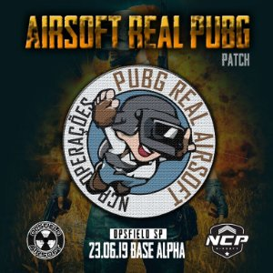 23.06.19 | AIRSOFT REAL PUBG - INGRESSO NCP