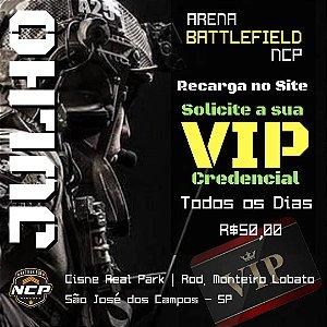 VIP CARD ARENA NCP JULHO