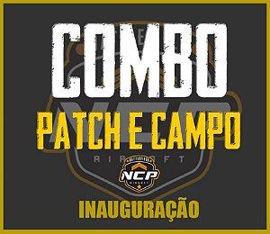CAMPO+PATCH INAUGURAÇÃO ARENA BATTLEFIELD NCP
