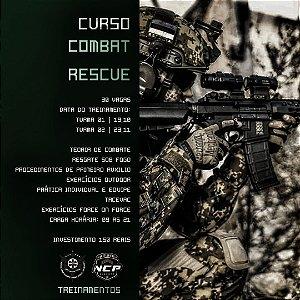 CURSO | COMBAT RESCUE 19.10