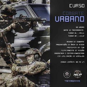 CURSO | COMBATE URBANO 09.11