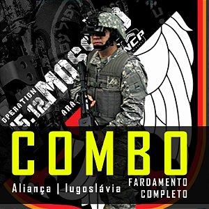 COMBO - IUGOSLAVIA+ALIANÇA FARDAMENTO COMPLETO