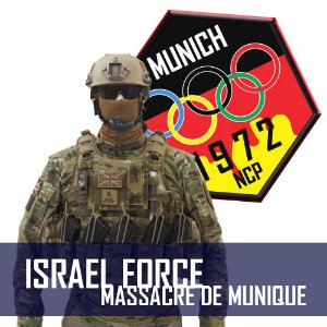 26.04| POLÍCIA ALEMÃ - MASSACRE DE MUNIQUE ATIBAIA GHOST HOTEL
