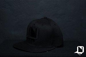 Boné Snapback Nest Panos Classic - All Black