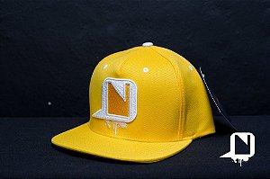 Boné Snapback Nest Panos Classic - Yellow