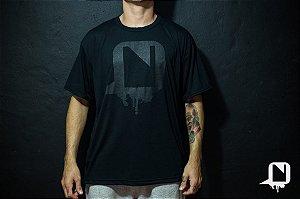 Camisa Nest Panos Logo Classic  All Black