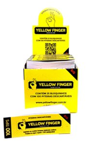 TIPS YELLOW FINGER BIG