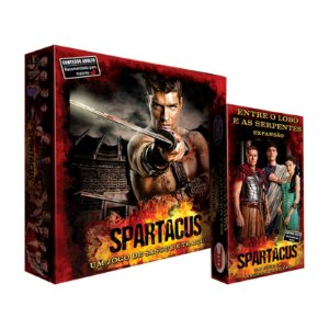 Spartacus + Spartacus: Entre o Lobo e as Serpentes