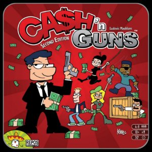 Cash ´ n Guns - PRÉ VENDA