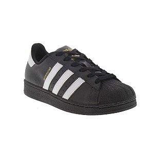 fbe9bcf842 LOVETENIS SNEAKER - Tênis Adidas Superstar Foundation Preto e Branco
