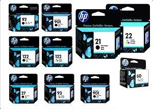 Cartuchos HP Original