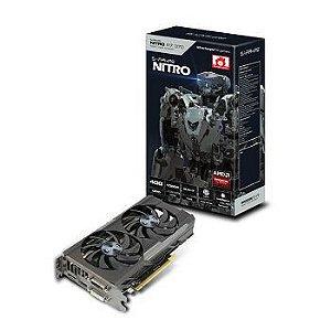 Placa de Vídeo SAPPHIRE NITRO AMD R7 370 DUAL-X OC DDR5 4GB 256BITS