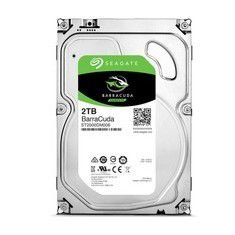 HD SEAGATE BarraCuda 2TB 7200RPM 64MB Cache SATA 6Gb/s -