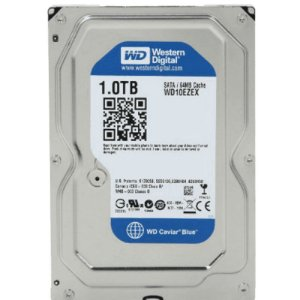 HD WD Blue 1TB 7200RPM 64MB Cache SATA 6.0Gb/s