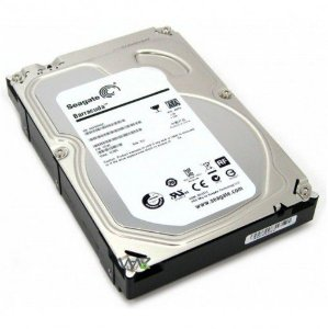 HD 500GB Seagate BarraCuda SATA III - 16MB - 7200RPM