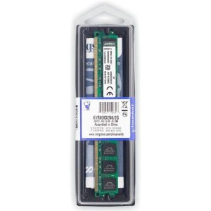 Memória KINGSTON DDR2 2GB 800MHz KVR800D2N6/2G