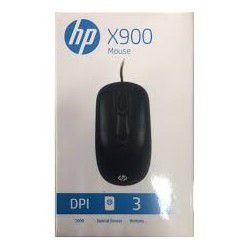 Mouse HP C/ FIO X900 1000 DPI