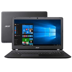 Notebook Acer Intel Core i3 4GB 1TB ES1-572-36XW 15.6'' Windows 10