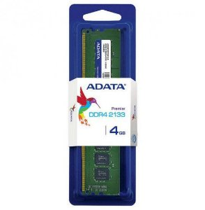 Memoria RAM ADATA 4GB DDR4 2133Mhz AD4U2133W4G15-S