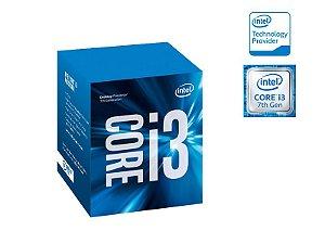 Processador Intel Core i3-7100 Kaby Lake 7° Geração, Cache 3MB 3,9GHz LGA 1151