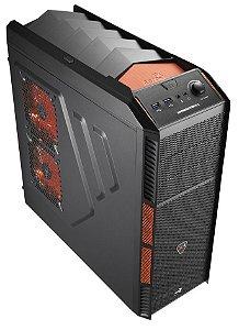 Gabinete Gamer Xpredator X1 En57073 Preto Aerocool